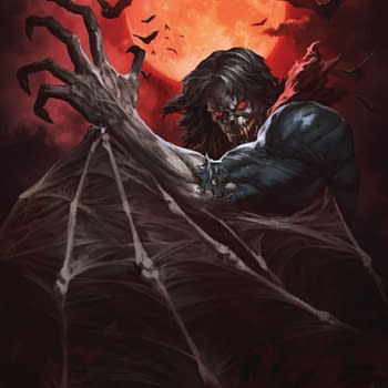 Morbius #3 [Preview]
