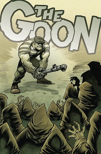 Eric Powell's The Goon Will Publish Out Of Order