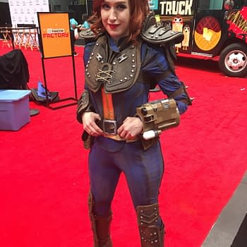 159 Shots Of Cosplay At New York Comic Con Day One – Strawberry Shortcake To Pac Man And His Ghosts