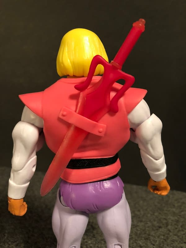 Super7 Masters of the Universe Laughing Prince Adam 5