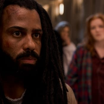 A look at the fourth episode of Snowpiercer (Image: TNT).