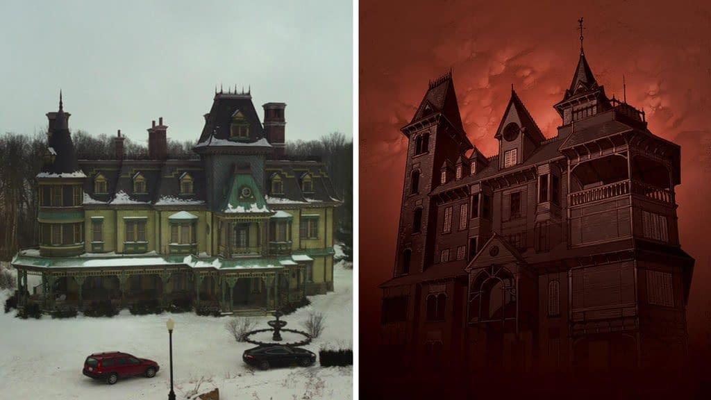 """""""Locke & Key"""": Netflix Series Welcomes Us to Keyhouse [PREVIEW IMAGES]"""