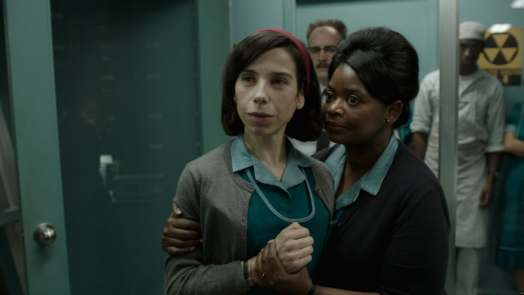 4 New HQ Images From Guillermo Del Toro's 'The Shape Of Water'