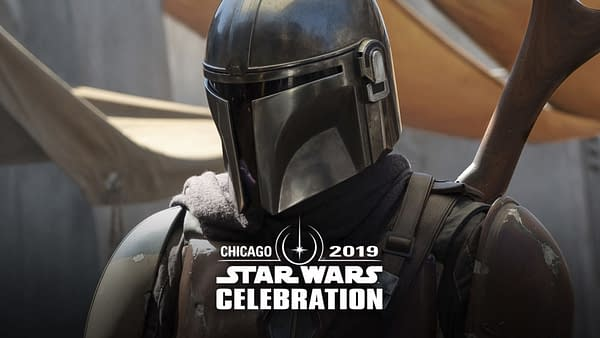 Disney+ Series 'The Mandalorian' Heads to Star Wars Celebration for a Panel