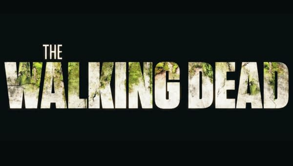 The Walking Dead logo, from Skybound and AMC.
