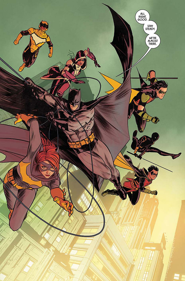 DC Comics and Warners to Change Batman For 'a Generation of More' - Tom King