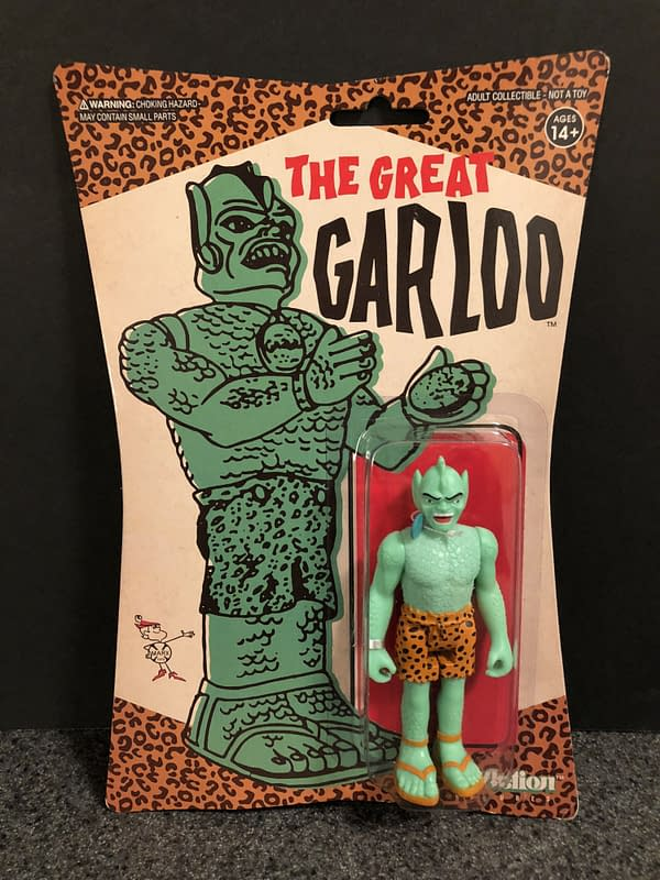 Super7 Halloween Galore! Universal Monsters, Superbuckets, and The Great Garloo!