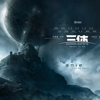 """The Three-Body Problem"" to Become Chinese's First Science Fiction TV Series"