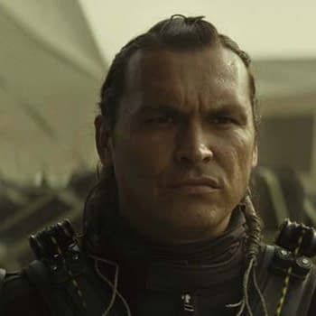 Suicide Squad: Adam Beach Reveals Slipknot Deleted Scene