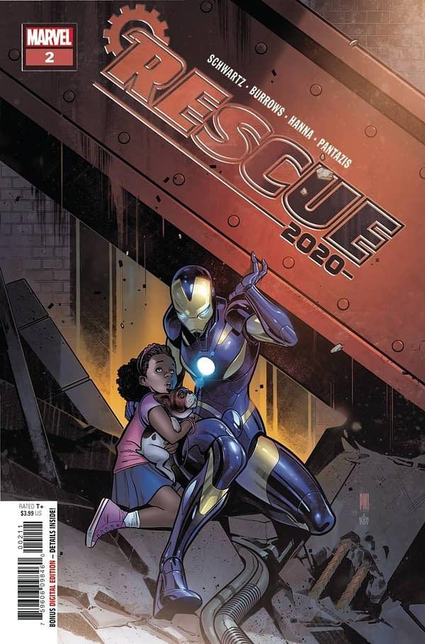 Rescue 2020 #2 Main Cover