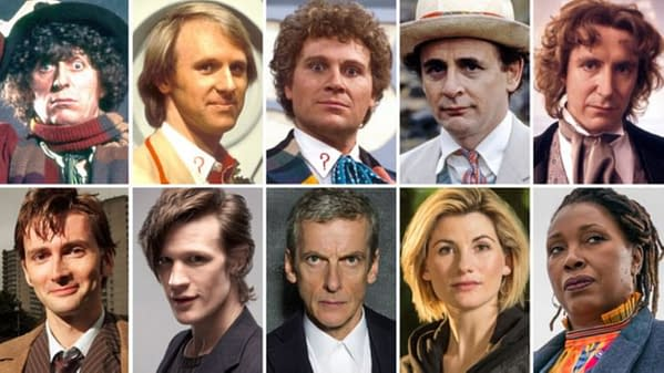 BBC to Show Message From Ten Doctor Who Before #ClapForOurCarers