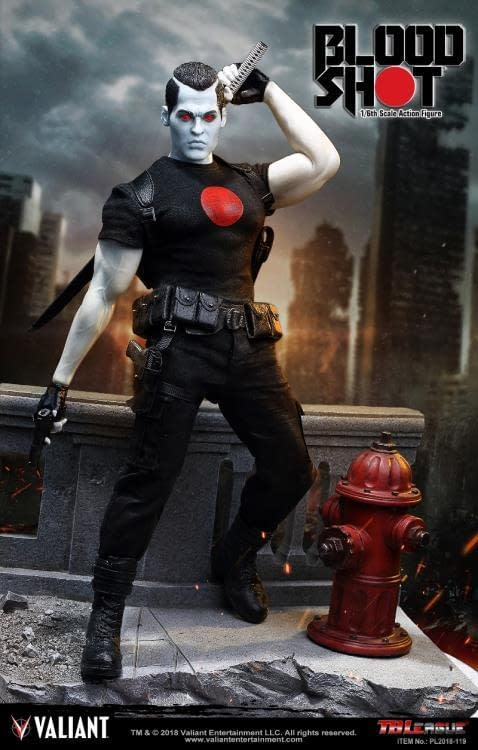 Bloodshot 1:6 Scale Figure 10