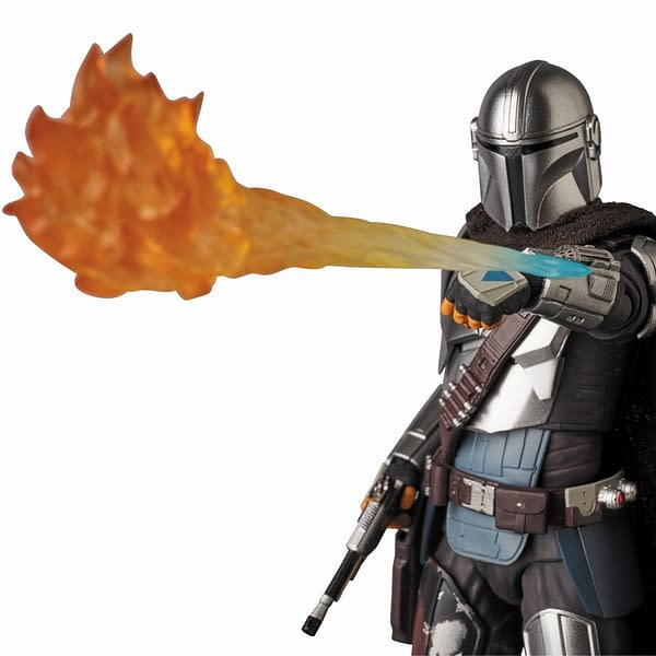 The Mandalorian and The Child Get Another Figure with MAFEX