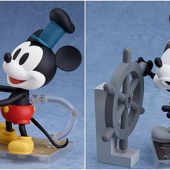 Mickey Mouse Collage