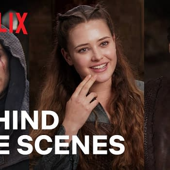 Behind the Scenes of Cursed | Netflix