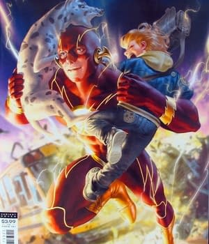 The Flash #753 Variant Cover