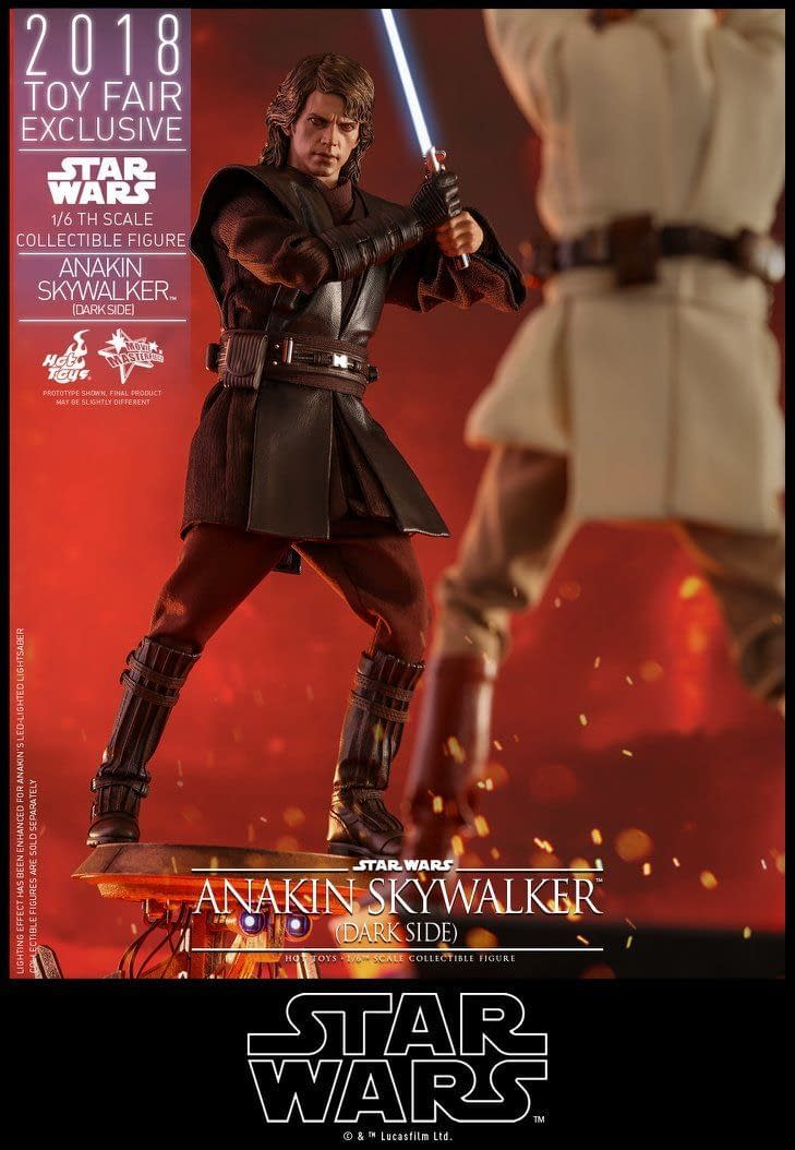 Hot Toys SDCC Exclusive Anakin Skywalker 7