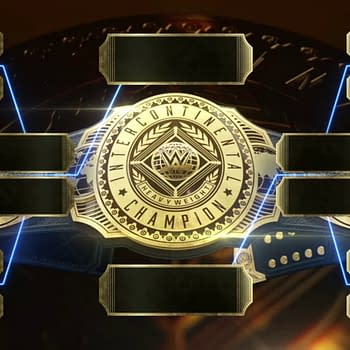 The brackets for the WWE Intercontinental Championship tournament on Smackdown.