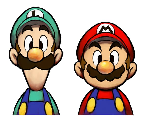 "Nintendo Files Trademark Papers For A New ""Mario & Luigi"" Title"