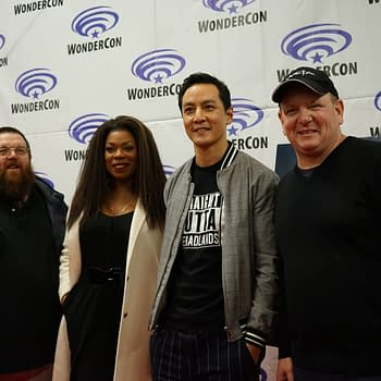 Into The Badlands season 2 WonderCon 2018