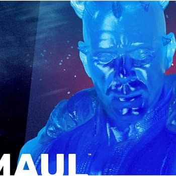 Darth Maul Returns with New Star Wars 500LE Gentle Giant Bust