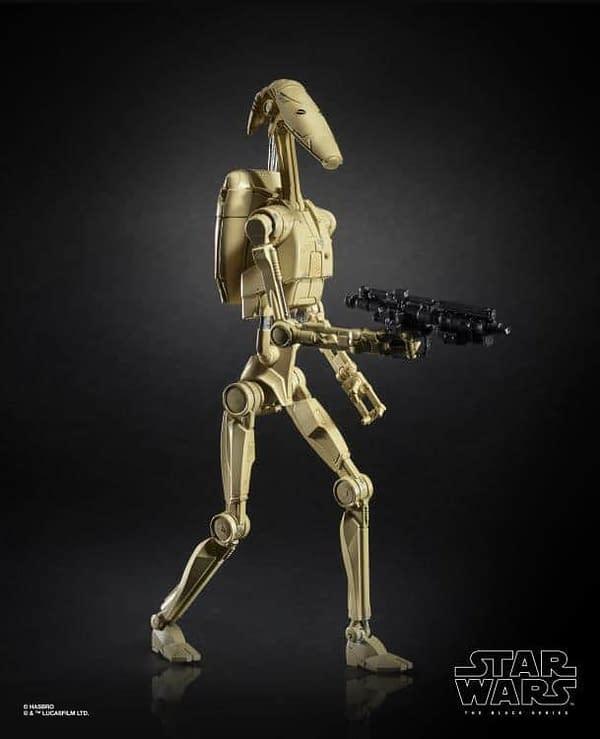 Star Wars Black Series Battle Droid