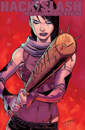 Hack/Slash: Resurrection #4
