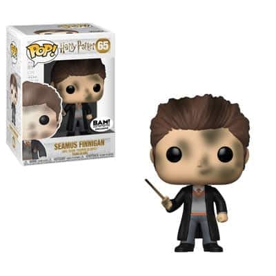 Funko Harry Potter Seamus Finnigan