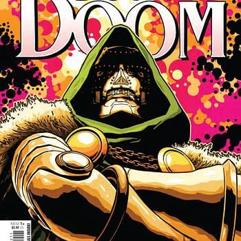 Doctor Doom #2 [Preview]