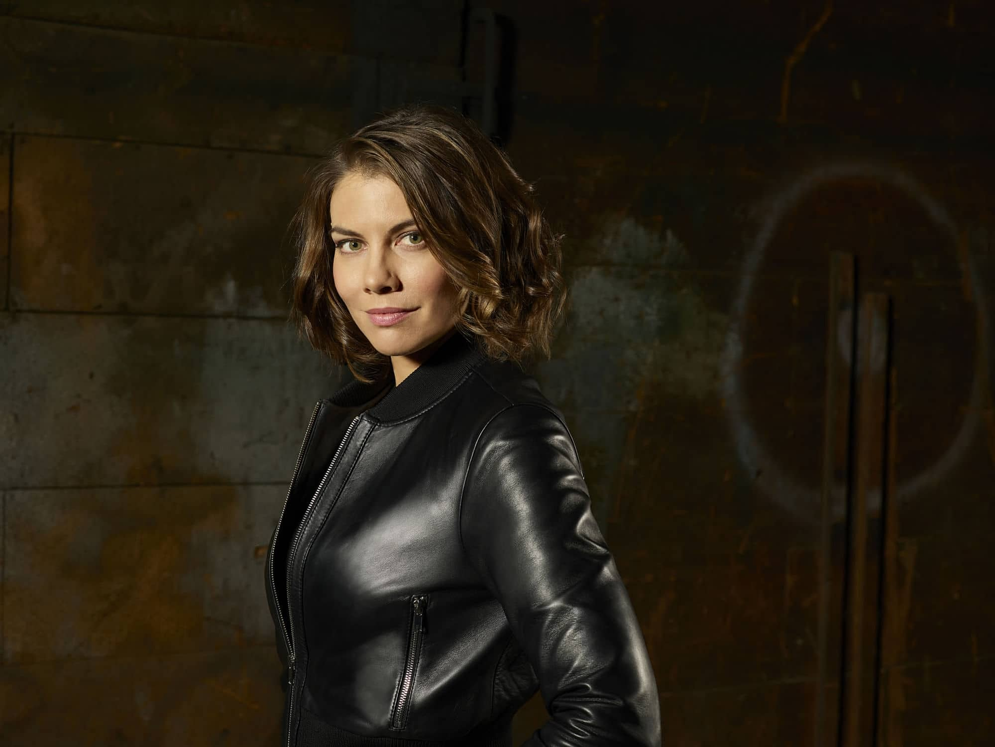 """'Whiskey Cavalier' Star Lauren Cohan on 'Walking Dead' Spinoff: """"May Have Been Some Conversations"""""""