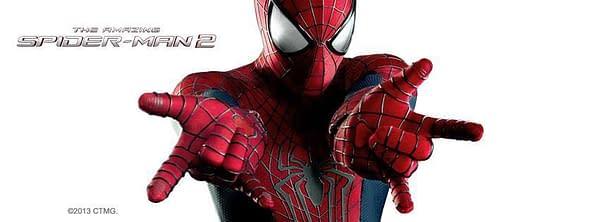 The Amazing Spider-Man 2 Banner