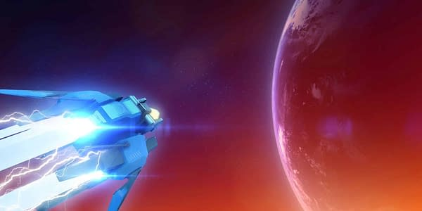 Indie Space Shoot 'Em Up 'Rigid Force Alpha' Will Launch Later This Month