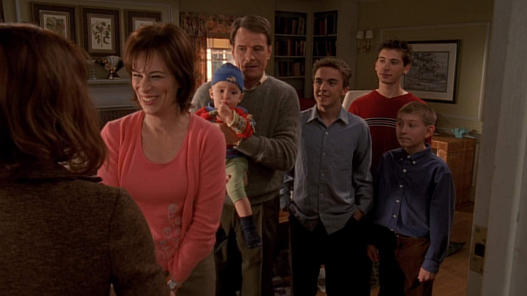 Malcolm in the Middle Dysfunctional family