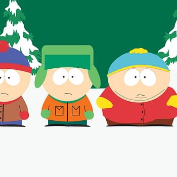 The gang from South Park (Image: Comedy Central)