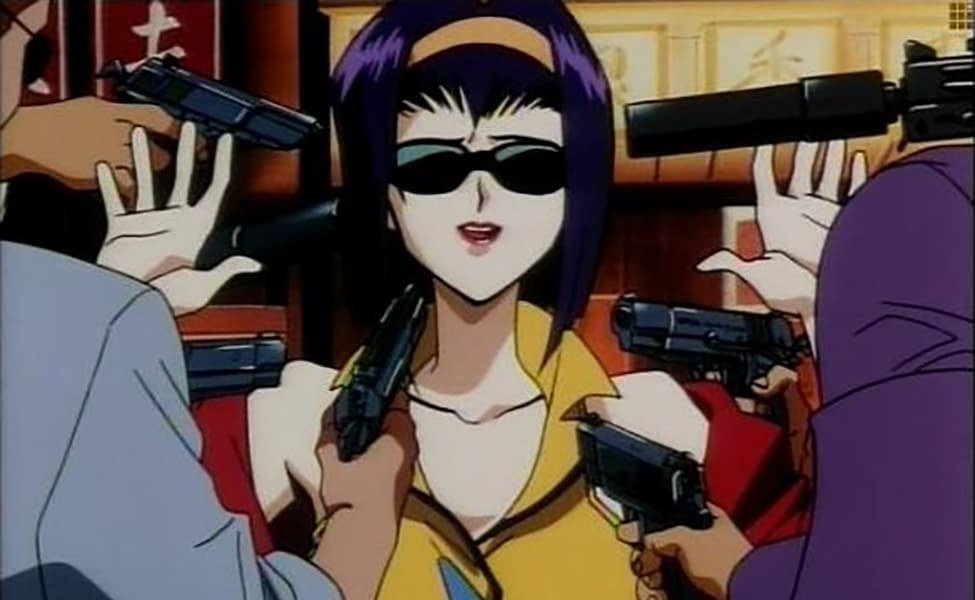 Cowboy Bebop': Did Producers Forget Faye Valentine was Chinese?