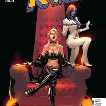 Matthew Rosenberg Talks the End of Uncanny X-Men