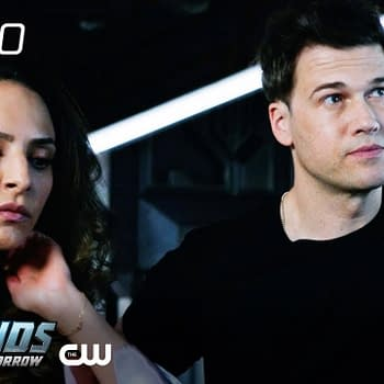 DC's Legends of Tomorrow   Season 5 Episode 9   Zari, Not Zari Promo   The CW
