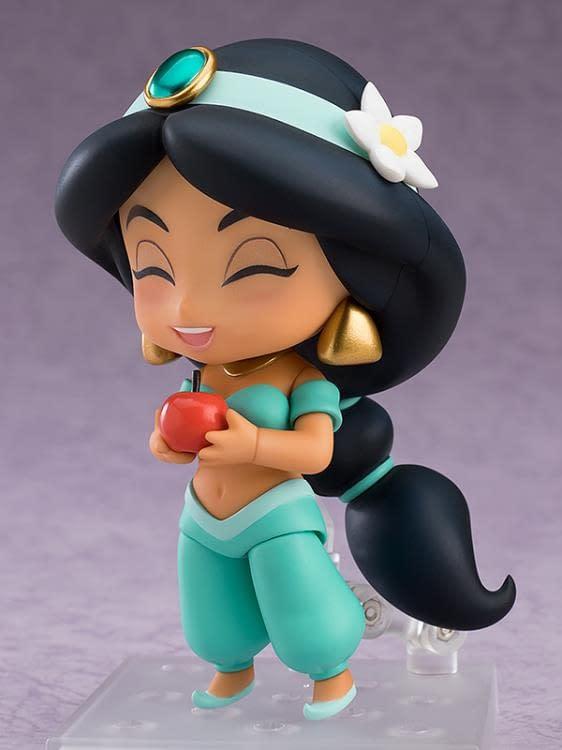 Aladdin Heroine Princess Jasmine Disney Nendoroid Figure Up For Order