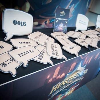 Hearthstone HCT World Championships: Group Stage B - killinallday vs. languagehacker