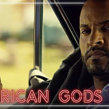 American Gods | Eve of Destruction | STARZ
