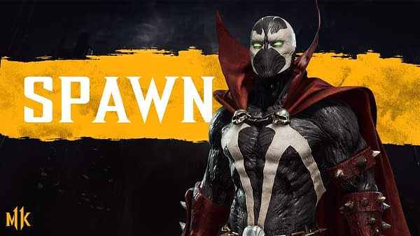 """Keith David Confirms He Will Be Spawn In """"Mortal Kombat 11"""""""