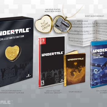 Undertale is Coming to Nintendo Switch This September