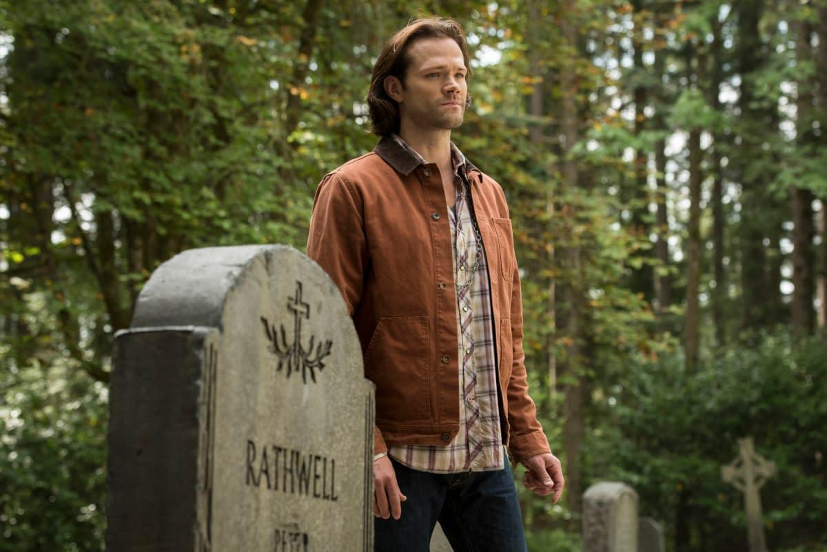 """Supernatural"" Season 15: Jared Padalecki, Jensen Ackles Respond to Arrest"