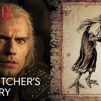 Here's a look at what monsters The Witcher has to face, courtesy of Netflix.