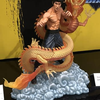 New York Toy Fair: 170+ Pics From Diamond Select Toys- Marvel DC Godzilla Star Wars and More