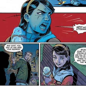 Honey Badger Shuts Down Male Aggression in Next Weeks X-23 #7
