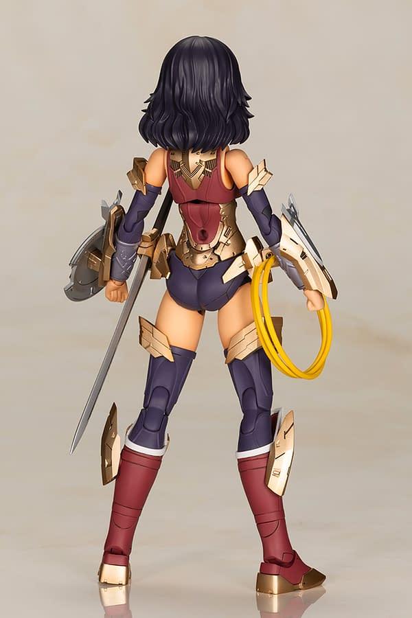 Wonder Woman Model Kit Kotobukiya