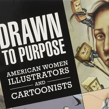drawn to purpose: american women illustrators and cartoonists book