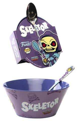 Funko Cereal Bowl Skeletor