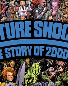 Future Shock The Story of 2000AD Panel: Catching Up With Ian Edginton Phil Winslade And Ian Richardson